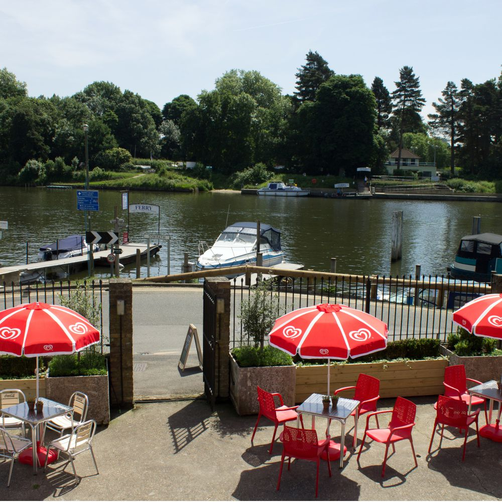The Ferry Coffee Shop, Shepperton